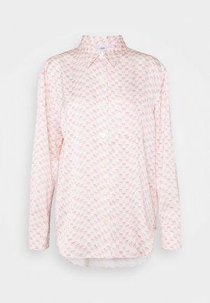 WHAT YOU DO SHIRT - Skjorte - blush
