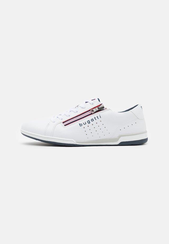 SOLAR EXKO - Sneakers laag - white