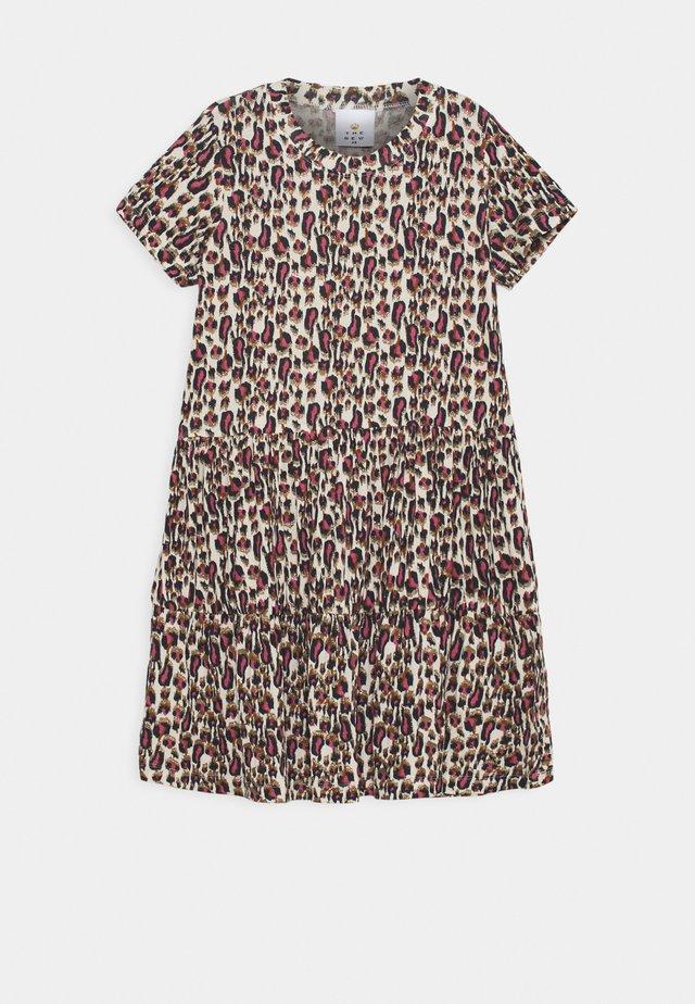 TRINITY DRESS - Robe en jersey - multicoloured