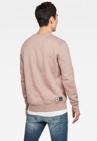 G-Star - Sweater - chocolate berry - 1