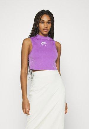 AIR TANK  - Débardeur - violet shock/white