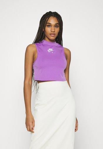 AIR TANK  - Top - violet shock/white