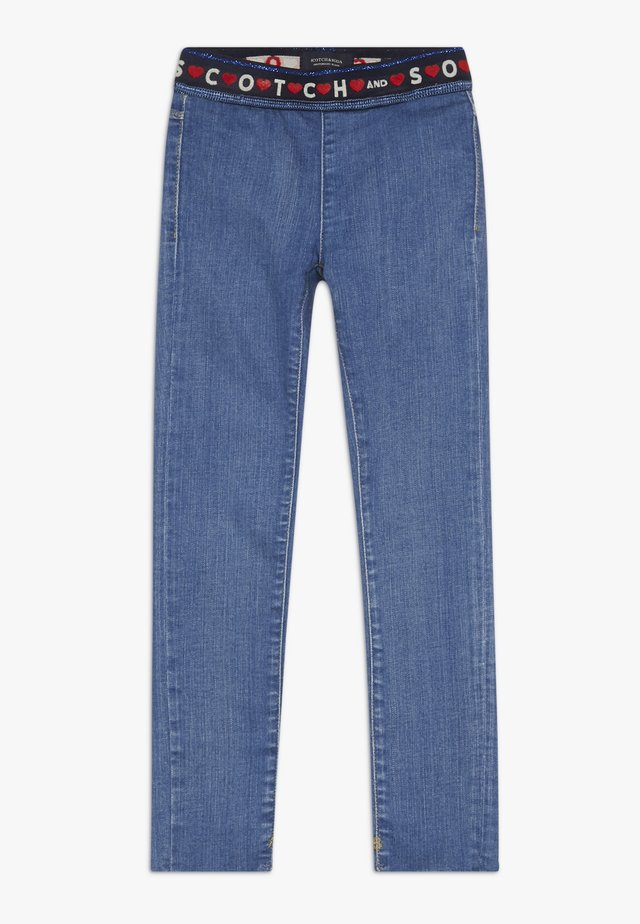 LE FLEX CROPPED  - Jeansy Skinny Fit - superstar