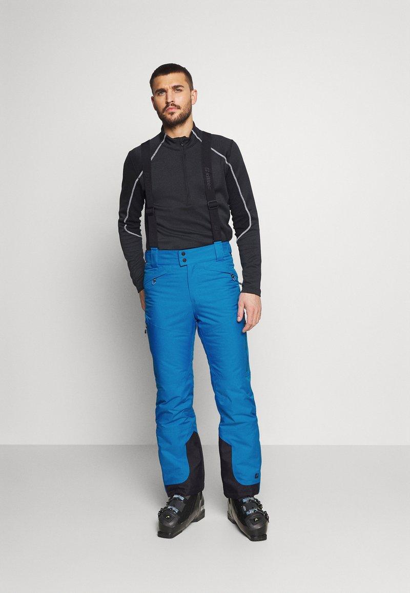Killtec - CIMETTA SKI PANTS - Zimní kalhoty - himmelblau