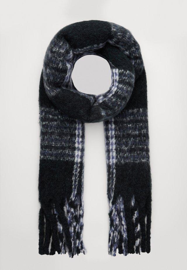 NOELA SCARF - Sjal / Tørklæder - black/grey