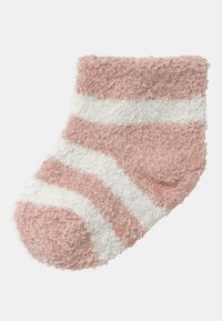 GAP - COZY 3 PACK UNISEX - Socks - chalk pink - 1