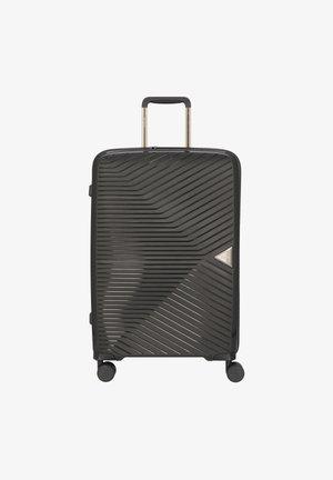 GOTTHARD  - Wheeled suitcase - black