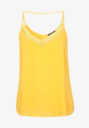 TOP - Top - yellow