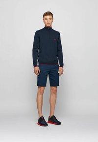BOSS - ZISTON - Sweatshirt - dark blue - 1