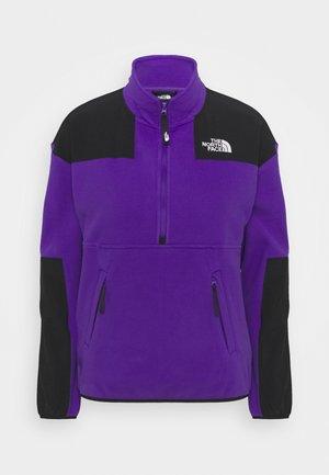 Fleecetrøjer - peak purple