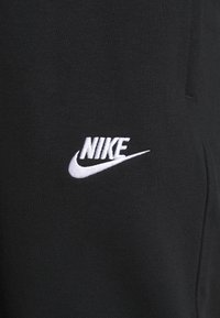 Nike Sportswear - CLUB PANT - Tracksuit bottoms - black/white - 4