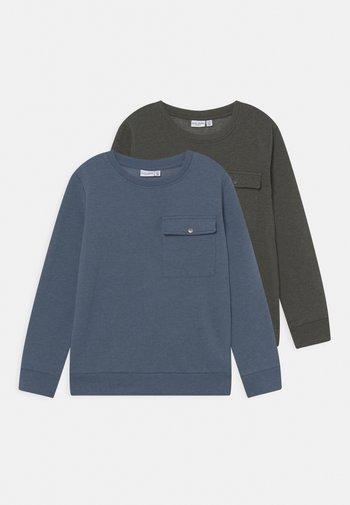 NKMVAN 2 PACK - Sweatshirt - bering sea