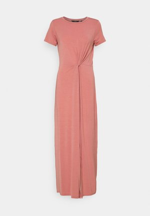 VMAVA LULU ANCLE DRESS TALL - Maxi dress - old rose