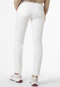 Cambio - Slim fit jeans - white - 1