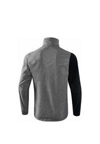 Erima - Regenjacke / wasserabweisende Jacke - schwarz / grau - 1