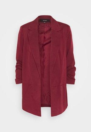 VMCHIC LOOSE - Short coat - cabernet