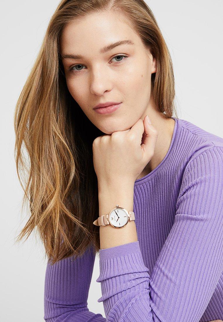 Emporio Armani - Watch - rosa
