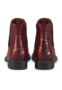 Belmondo - Classic ankle boots - mittelbraun - 3