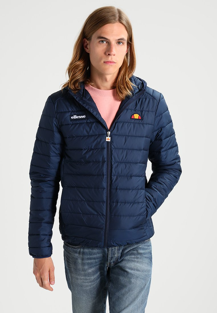 Ellesse - LOMBARDY - Light jacket - dress blues