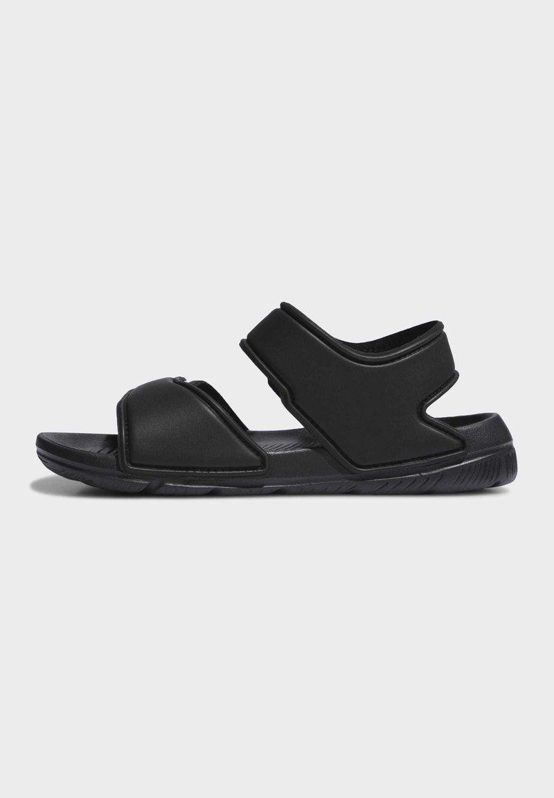 adidas Performance - ALTASWIM - Sandales de bain - black