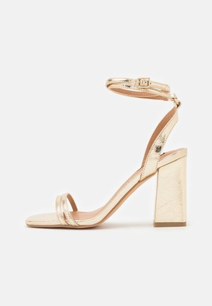 ONLALYX RING  - Sandals - gold