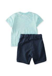 Cigit - SET - Shorts - turquoise/blue - 1