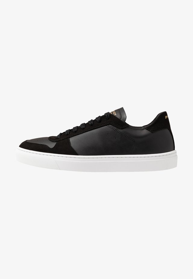 WING VEGAN - Sneakers basse - black
