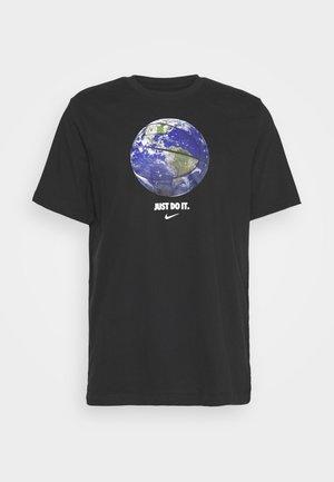DRY TEE - T-shirt print - black