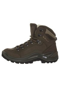 Lowa - RENEGADE LL MID - Hiking shoes - braun - 4