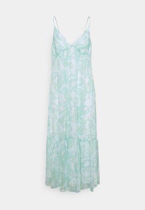 ODELLA STRAPPY DRESS - Maxi dress - pistachio