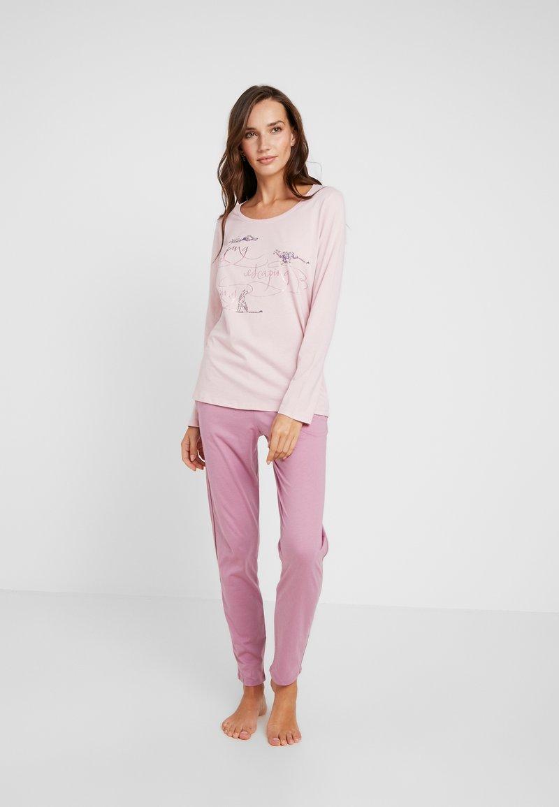 Triumph - SET - Pyjama set - purple