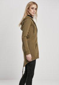 Urban Classics - Zip-up hoodie - summerolive - 3