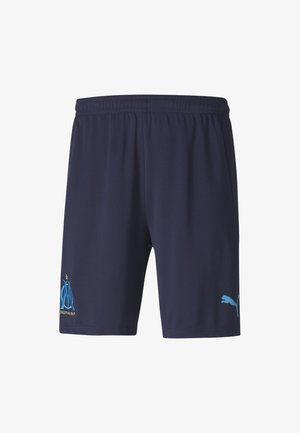 OLYMPIQUE MARSAILLE SHORTS REPLICA - Sports shorts - peacoat-bleu azur