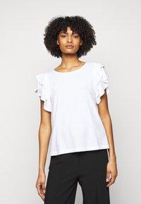 DRYKORN - JISANE - Print T-shirt - weiss - 0