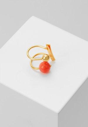 LANA EARCLIP - Earrings - gold