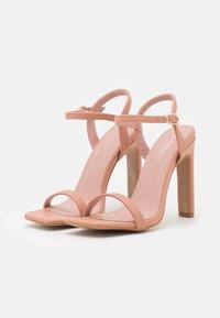 Glamorous - Sandaler - dark blush - 2