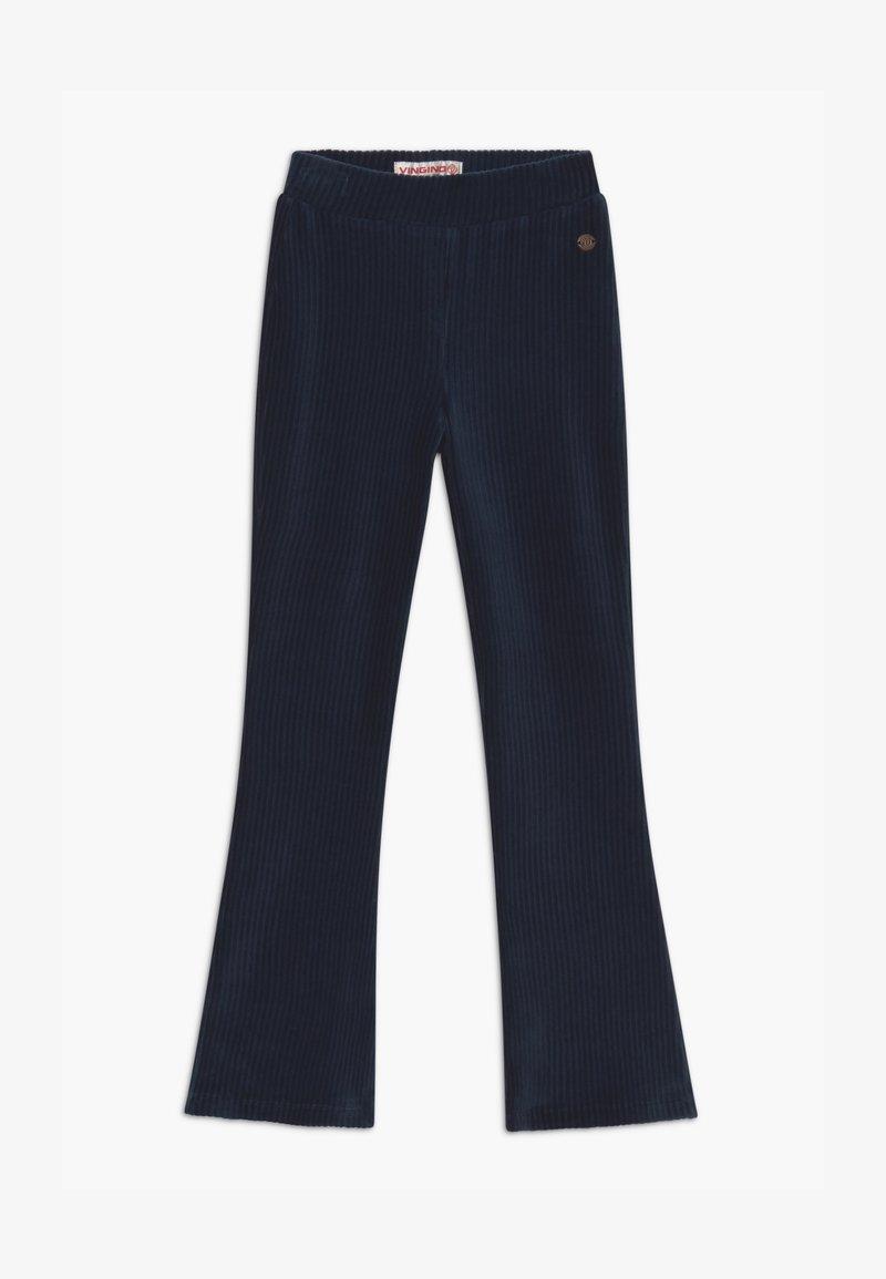 Vingino - SARI FLARED - Kalhoty - dark blue
