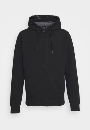 SALERNO - Cardigan - black