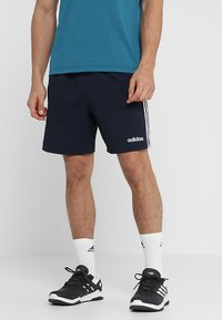 adidas Performance - CHELSEA ESSENTIALS PRIMEGREEN SPORT SHORTS - Korte broeken - legend ink/white - 0