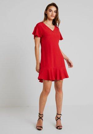 IREN - Denní šaty - flame