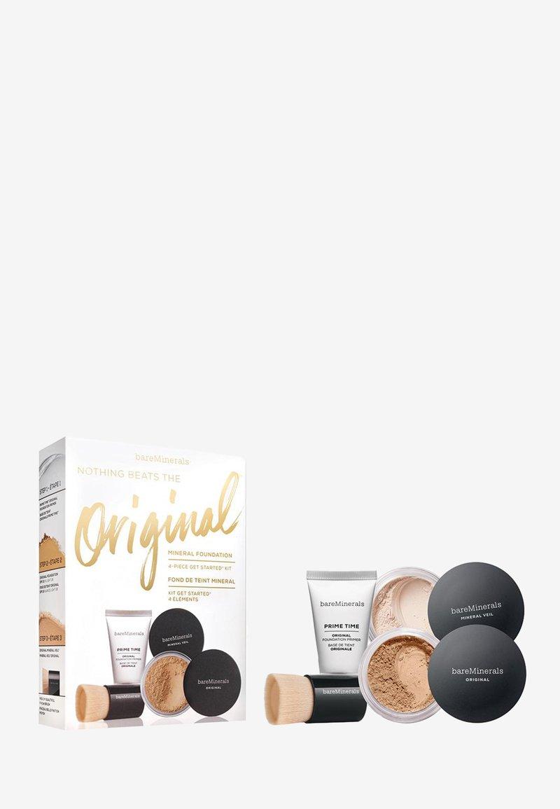 bareMinerals - ORIGINAL GET STARTED® KIT - Makeup set - medium beige