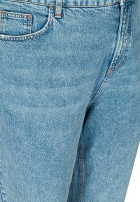 Zizzi - Relaxed fit jeans - light blue - 4