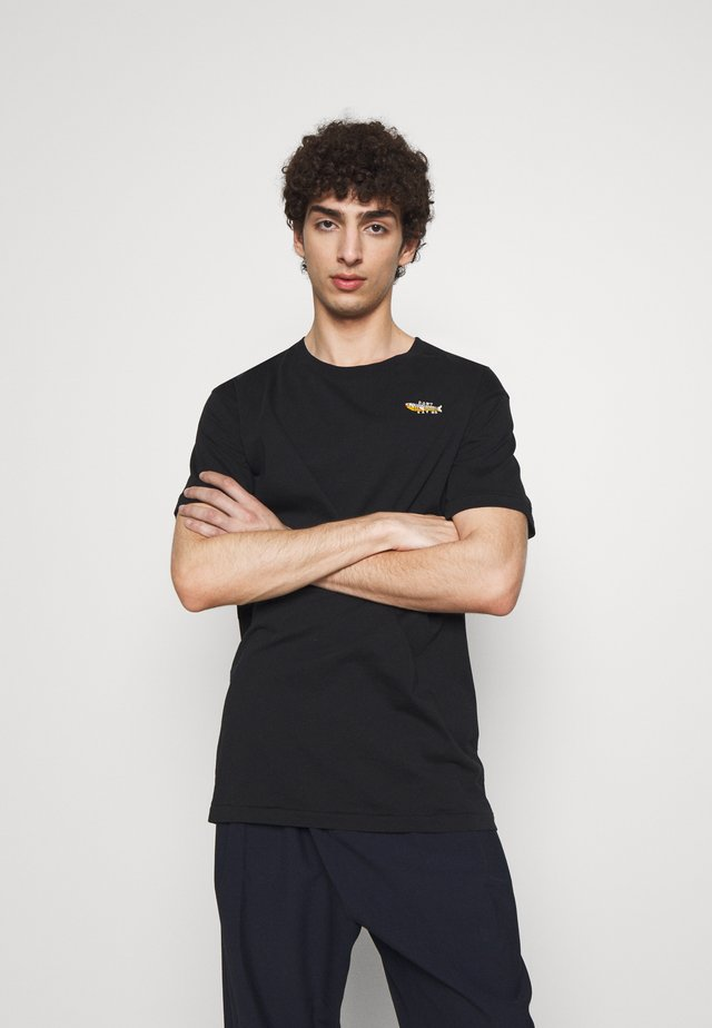 THE TEE - T-shirt basique - black
