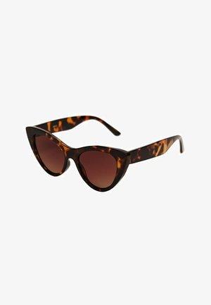 Solglasögon - chocoladebruin