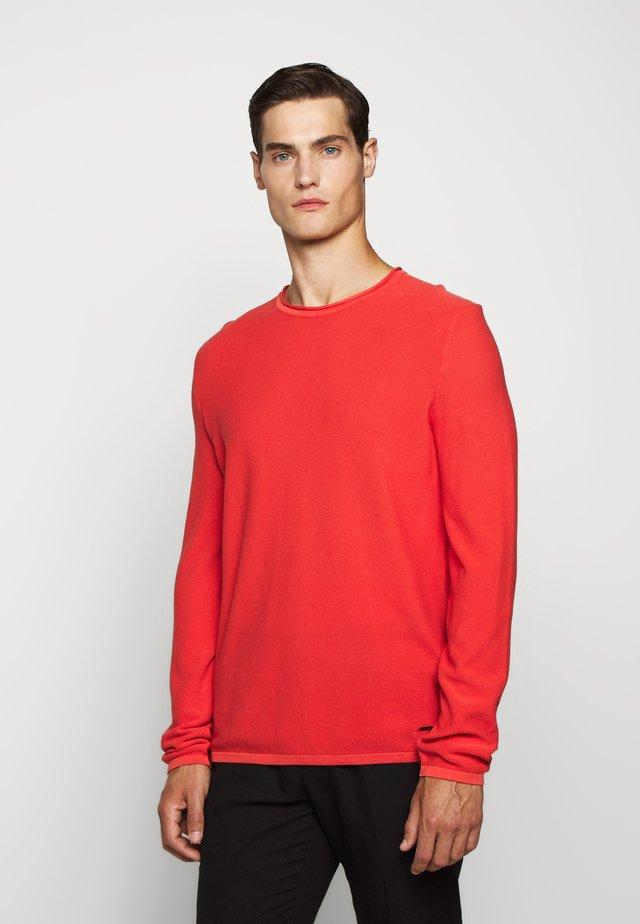FERO - Pullover - medium orange