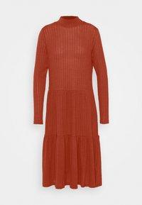Nümph - BESSIE DRESS - Kjole - barn red - 0
