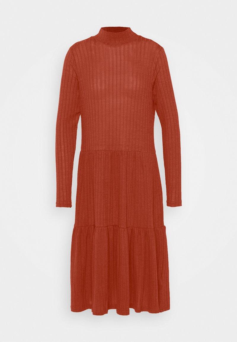 Nümph - BESSIE DRESS - Kjole - barn red