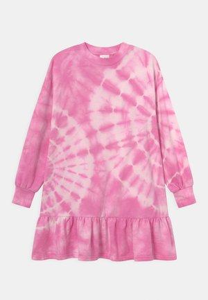 LANI LONG SLEEVE - Day dress - pink gerbera