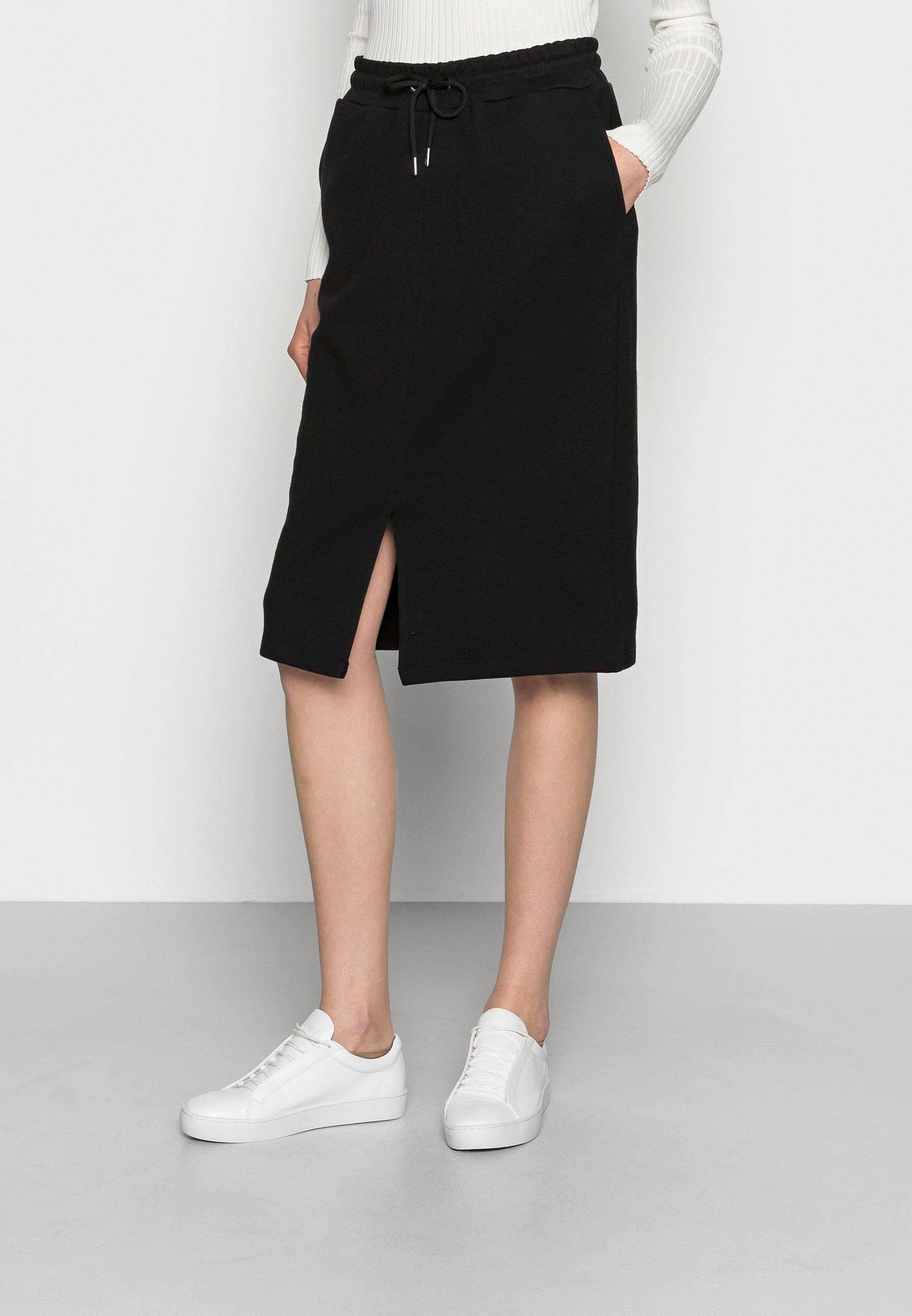 Women JORINA JERSEY SKIRT - Pencil skirt