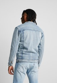 Sixth June - REVERSIBLE JACKET - Denim jacket - blue/beige - 2
